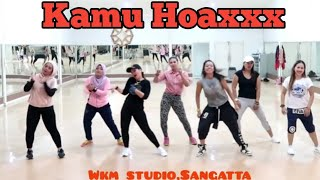 Download lagu Kamu HOAKX By Boiyen / Goyang Hoax At WKM Studio