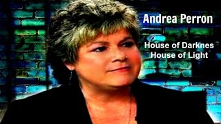 "Andrea Perron ""House of Darkness House of Light"" Shares Exciting News"