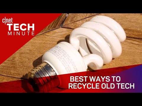 Download Youtube: Best ways to recycle old tech