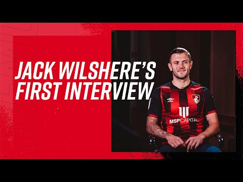 Jack Wilshere signs for AFC Bournemouth: First interview back 🎤