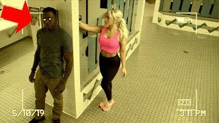 HIDDEN CAMERA shows STALKER Spying on GIRLFRIEND