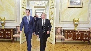 Türkiye ve Rusya'dan Suriye'de ateşkes çağrısı
