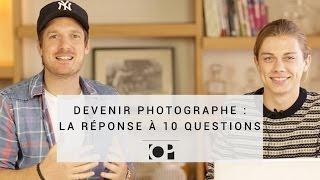 Devenir photographe pro : les conseils pour se lancer