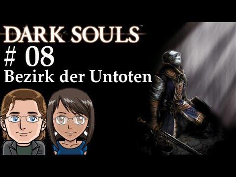 Let's Play Dark Souls (PC) #1 [Deutsch/German] - Undead Parish