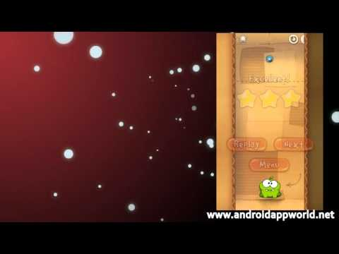 Cut The Rope Android Game Paid Version [Free Download]