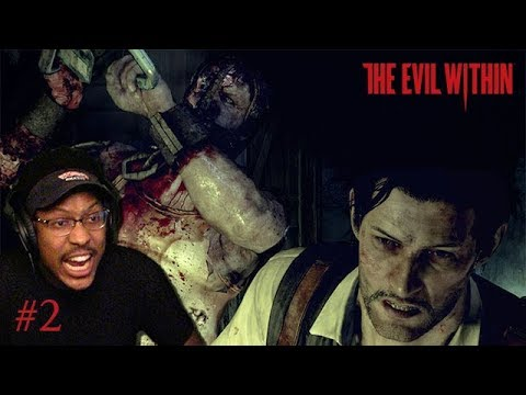 I REALLY DON'T LIKE THIS DUDE CASTILLO. | The Evil Within #2