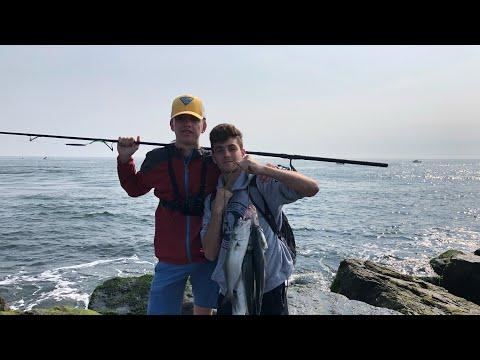 Barnegat Inlet LBI - Bluefish Every Cast