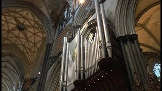 Salisbury Cathedral's World-Famous Organ Will Have One Final Swansong in 2018