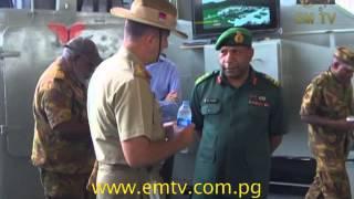 PNG Naval Ship Buna Undergoes Refit