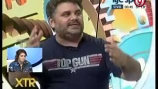 Sebastián De Caro en Tiempo Extra