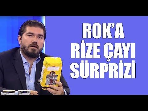 Abdulkerim Durmaz'dan Rasim Ozan'a Rize çayı süprizi