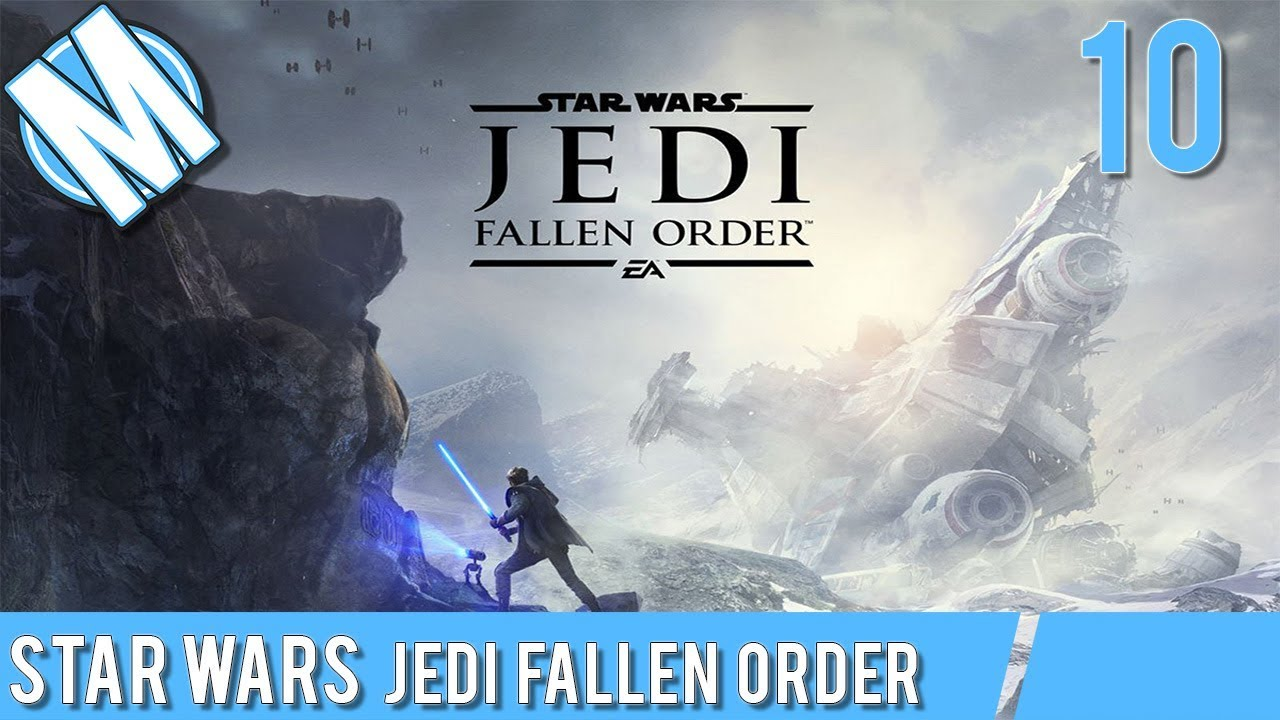 Star Wars Jedi Fallen Order Part 10