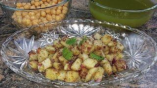 Gol Gappe Fillings | Pani Poori Masala | Panipuri Stuffing Recipe