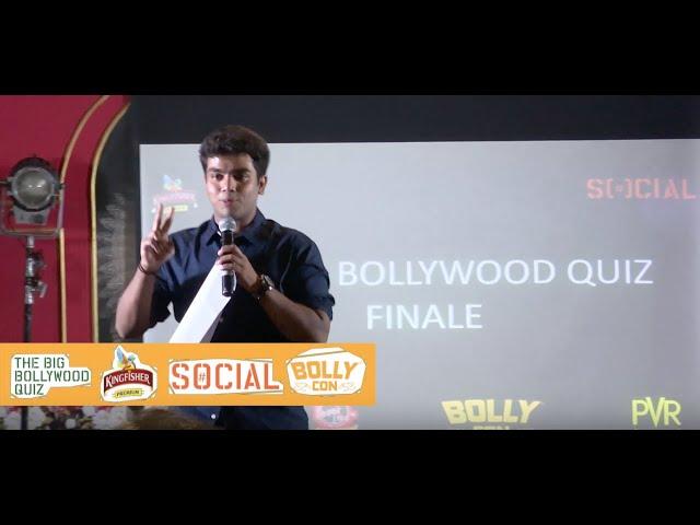 The Big Bollywood Quiz - Finale at Fun Republic Social