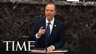 Rep. Adam Schiff Invokes Alexander Hamilton As Opening Arguments At Trump's Impeachment Trial | TIME