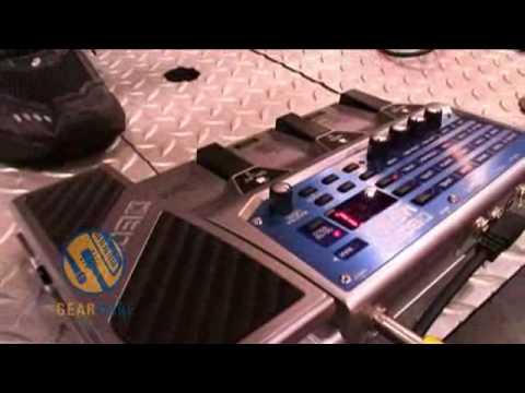Boss ME-20 Multi-Effects Guitar Processor