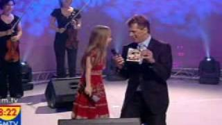 Connie Talbot Sings LIVE! at GMTV Album Launch (4:3 version)