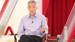 Singapore PM Lee Hsien Loong: Need everyone's cooperation in fight against COVID-19