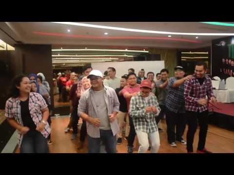 Flashmob Branch Central Medan Area1