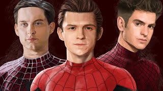 Настоящая причина почему за 10 лет Человека-паука сыграло 3 разных актёра