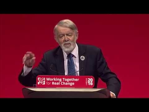 Paul Flynn's speech to Annual Conference 2016