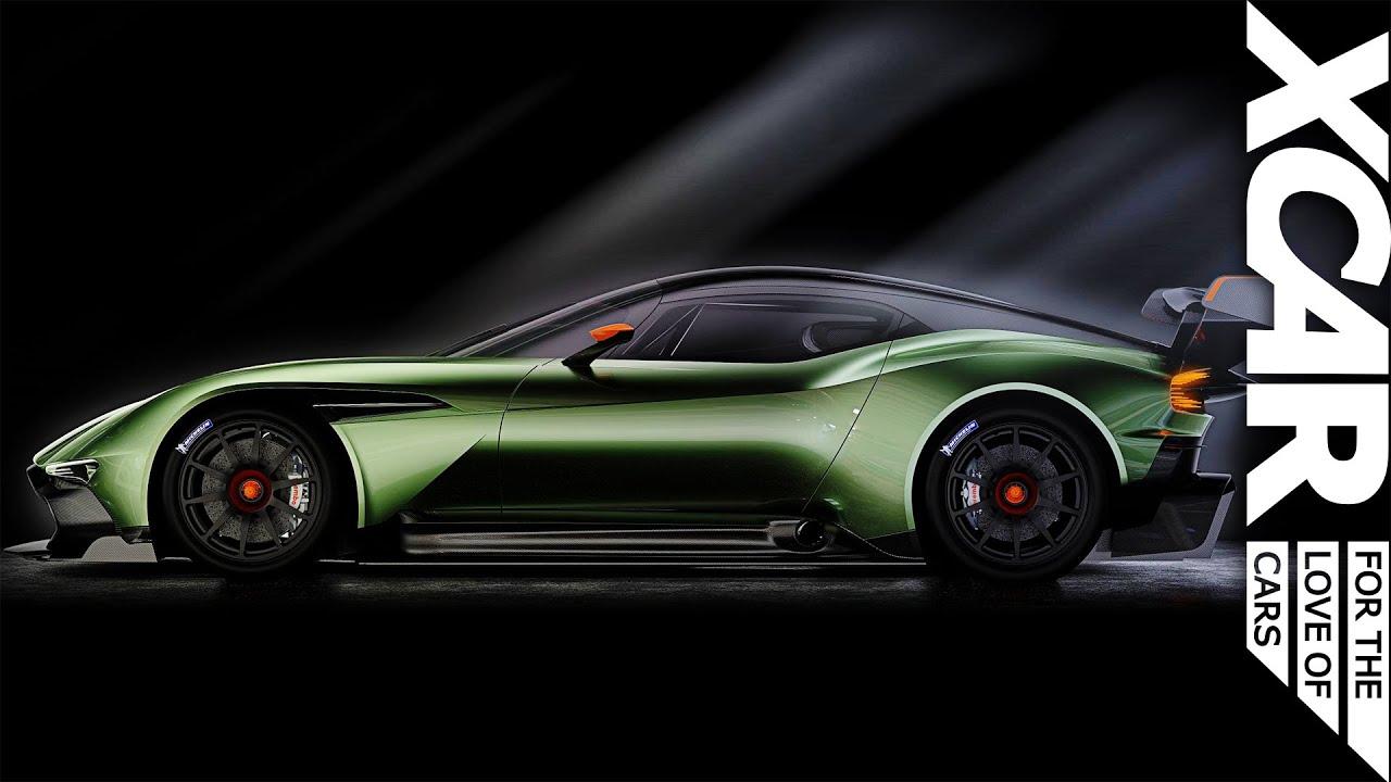 Aston Martin Vulcan Hyper Rare Hypercar Xcar Youtube