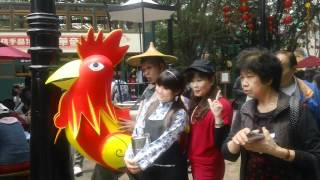 A Day at Ocean Park Hong Kong