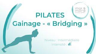Pilates - Gainage - Intermédiaire