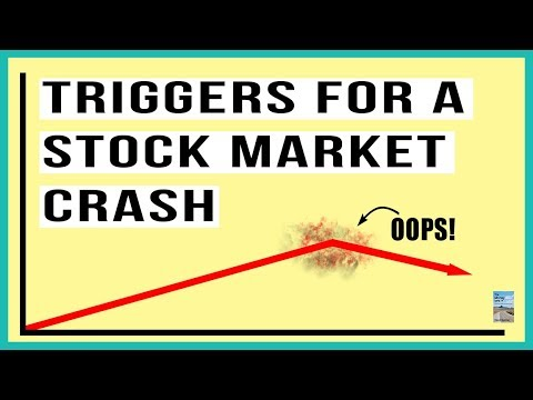 ❌ Stock Market Shows Several TRIGGERS in 2018 To Set Off A Major Market Meltdown!