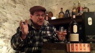 видео Виски Lagavulin
