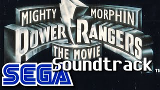 [SEGA Genesis Music] Mighty Morphin Power Rangers: The Movie - Full Original Soundtrack OST