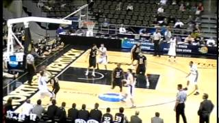 Andre Tongo 2011-12 Stonehill College Basketball Highlight Tape