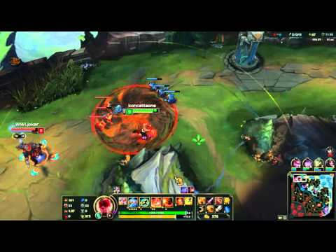 Leesin vs Nasus top best game play