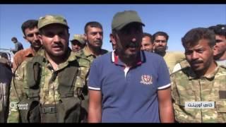 الجيش الحر يوسع سيطرته جنوب دابق في ريف حلب