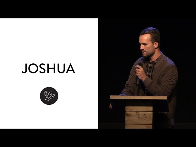 Joshua 2: 1-24 -- The Excitement of a Living Faith (10/28/2018)