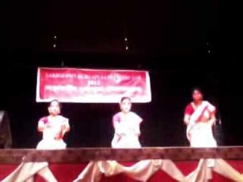 Durga puja dance switzerland