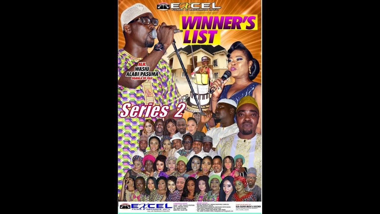 Download Pasuma finally speaks out on the issue of house warming in Funke Eti Movie Premier Winners List 2