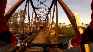 Mountain Biking in Santa Cruz - GoPro Hero2