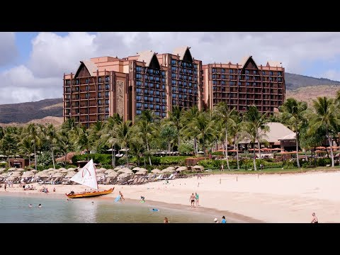 Tour of Aulani, a Disney Resort & Spa | Expedia