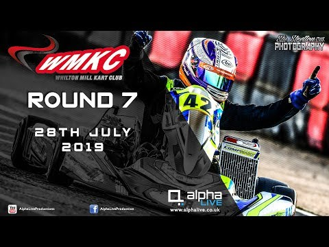 Whilton Mill Kart Club Round 7 LIVE From Whilton Mill