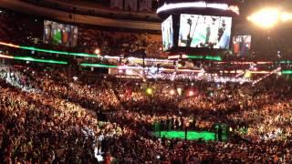 Conor McGregor Fight Entrance