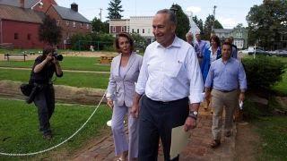 Democrats unveil new political agenda
