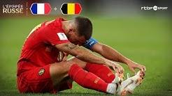 France | Belgique (1-0) Résumé du match