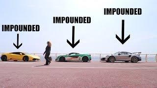 Monaco Police Hate Supercars