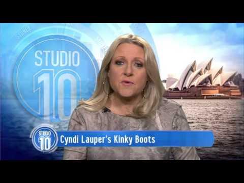 Cyndi Lauper's Kinky Boots
