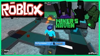 Roblox: Miners Haven - BBB/Dragon Blaster Loop (EASY)