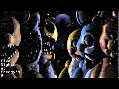 Five Nights At Freddy S 2 Music Death Minigame Static
