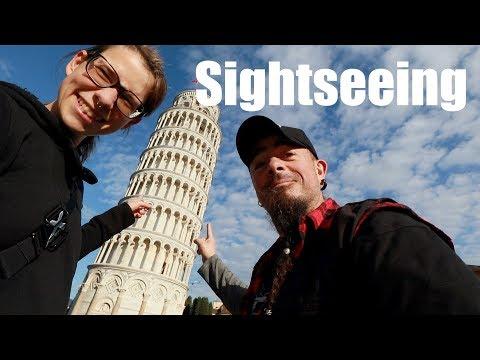 SIGHTSEEING: Florenz - Pisa - Siena | Italien Vlog #4