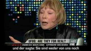 Teil 3: Larry King: UFO-debate: The UFO-Coverup?