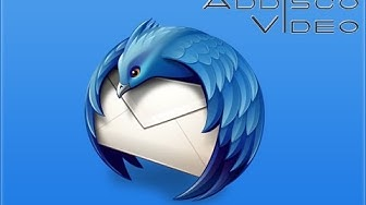 Mozilla Thunderbird: E-Mail Konto einrichten